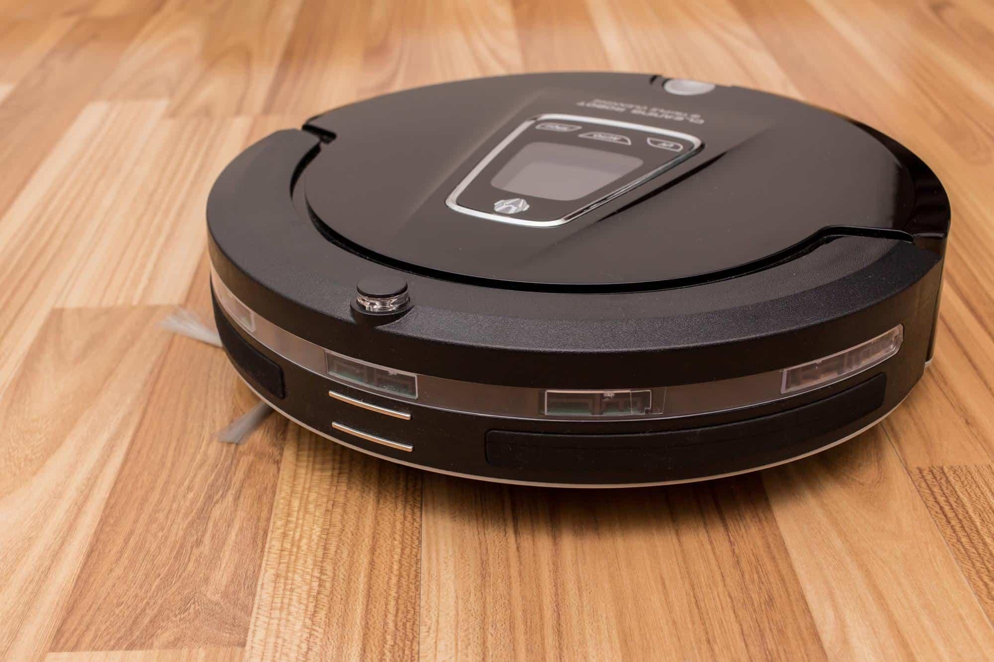 automatyczny odkurzacz robot sprzątający